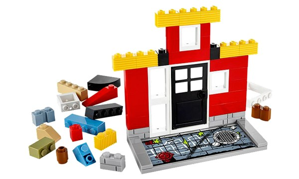 LEGO Fusion toys that combine brick-building fun and iOS gaming are now available