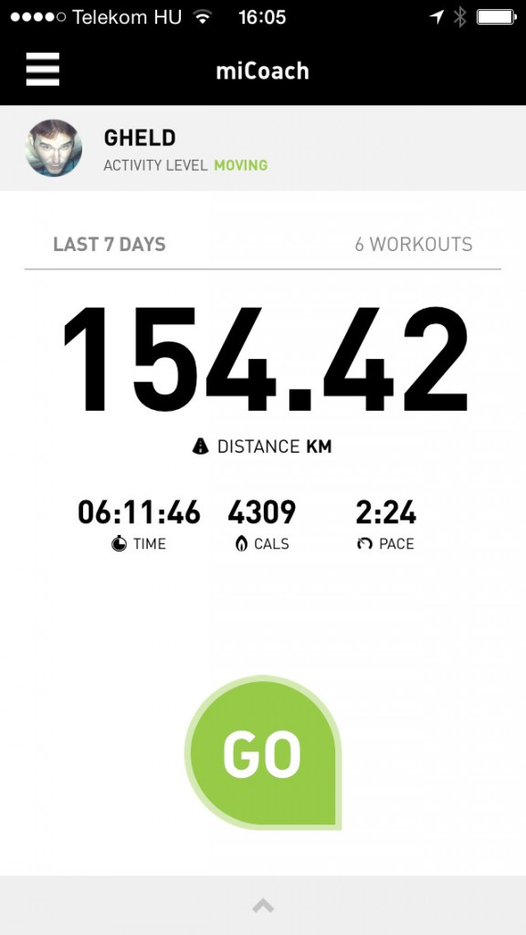 Train and run with Adidas' miCoach, now at version 3.0 with new look and features