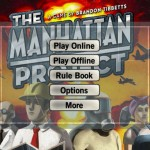 Build a better bomb in The Manhattan Project
