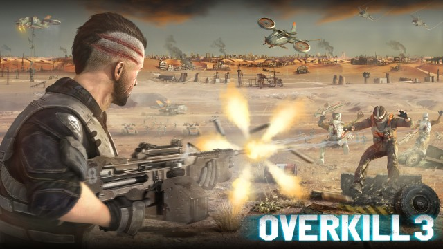 Overkill 3 will take the franchise into a new dimension on Oct. 20