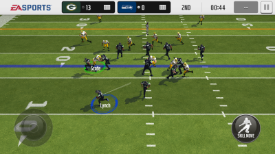 Madden NFL Mobile soft lands on the App Store