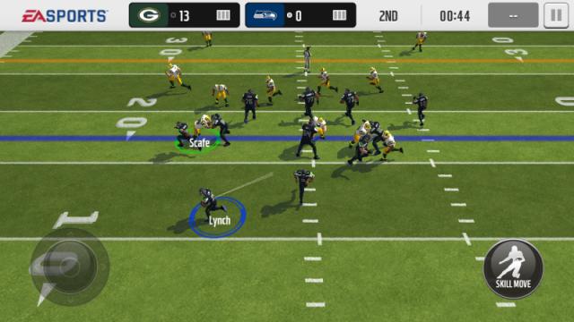 Madden NFL Mobile soft lands on the App Store