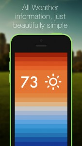 Clima brings style to iPhone weather apps, but does it have substance?