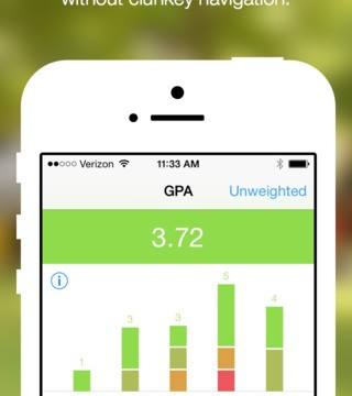 Will Grade Tracker 2.0 be your iPhone solution for managing school?
