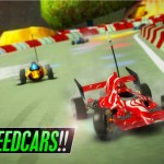 Touch Racing 2 crashes into the App Store promising extreme speed fun
