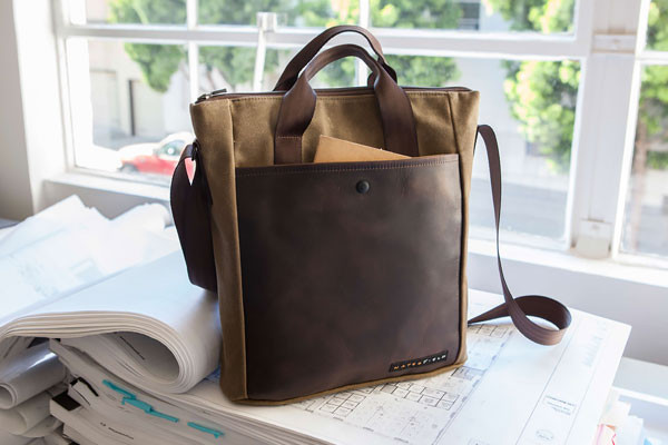 Win a brand new VertiGo 2.0 laptop case from Waterfield Designs