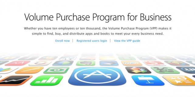 Apple expands Volume Purchase Program to 16 new countries