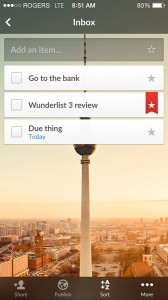 New Wunderlist update makes editing your tasks even easier