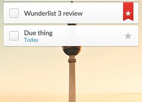 New Wunderlist update makes editing your tasks even easier