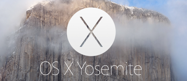 Apple releases third golden master candidate of OS X Yosemite to developers