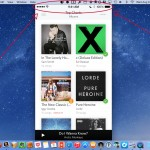 QuickTime in OS X Yosemite reveals that Apple cares about status bars