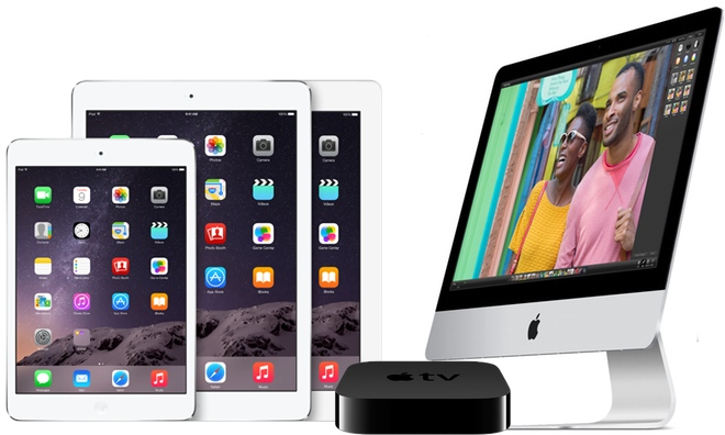 Apple's attention turns to new iPads, OS X Yosemite