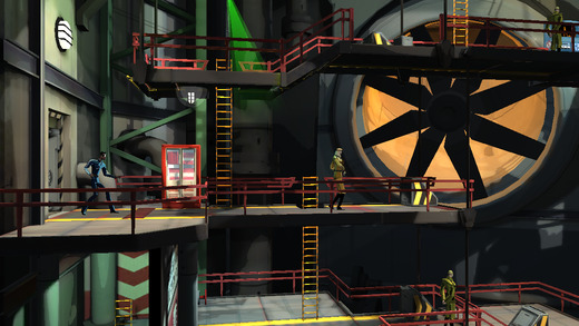 CounterSpy for iOS.