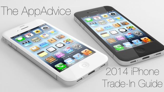 Your 2014 Apple iPhone trade-in guide