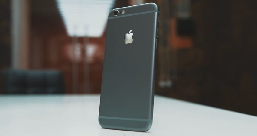 New hands-on video showcases 'iPhone 6' assembled from leaked parts