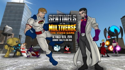Tabletop card game Sentinels of the Multiverse coming to iPad Oct. 15