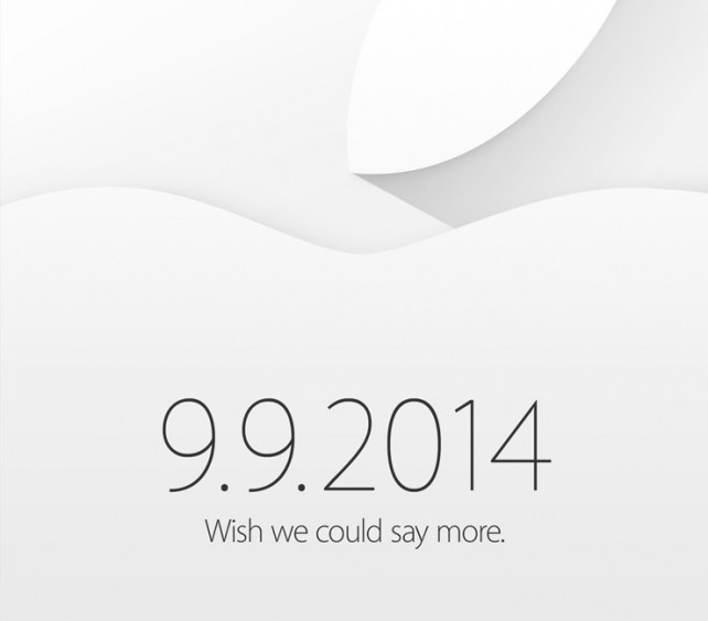 A new report claims that both 'iPhone 6' models are coming on Sept. 19