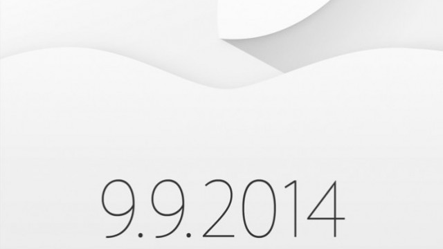 Apple begins its highly anticipated 'iPhone 6' and 'iWatch' event