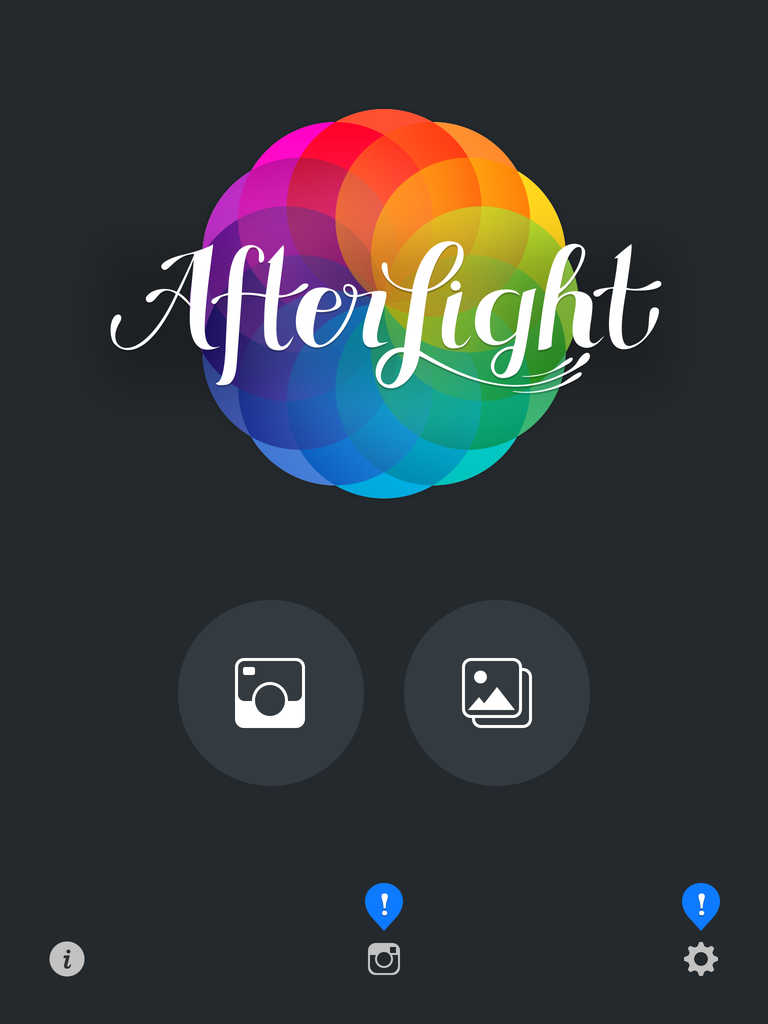Afterlight updated for iOS 8 with new extension editor and manual camera controls