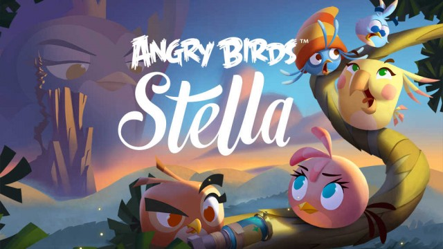 Meet your new BFFs: Rovio's Angry Birds Stella now available on the App Store