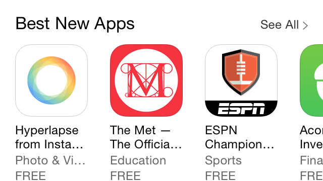 Apple updates App Store review guidelines with sections for new features in iOS 8