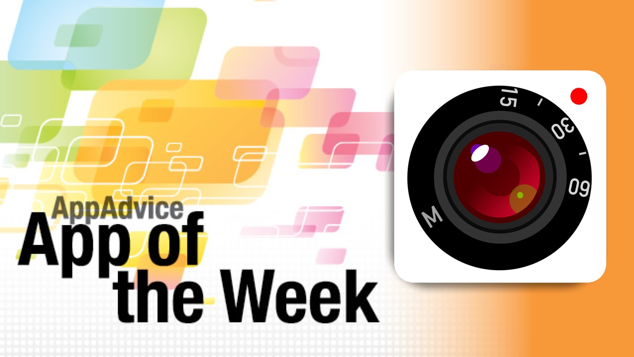 Best new apps of the week: Manual Cam and Fotograf