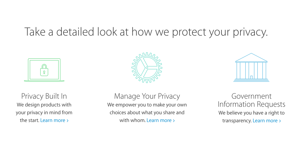 Apple launches campaign focused on user privacy with message from CEO Tim Cook
