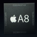 Not surprisingly, Apple's A8 processor is faster than the A7