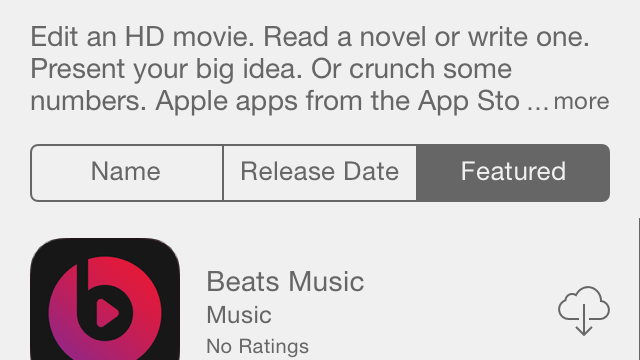 Apple updates its iPhone and iPad apps with support for iOS 8