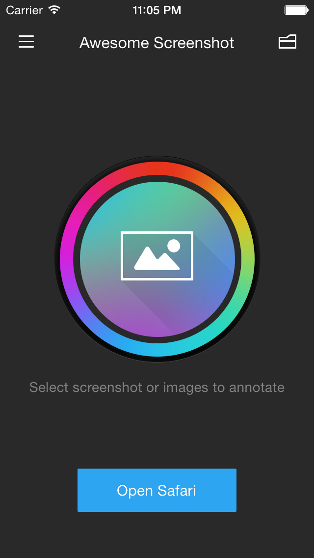 Awesome Screenshot for Safari out now on iOS thanks to iOS 8's Share extension feature