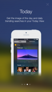 Microsoft updates Bing app with new Today widget and translation extension in iOS 8
