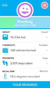 Carrot Fit 3.0 features 'most entertaining' integration with Health app on iOS 8