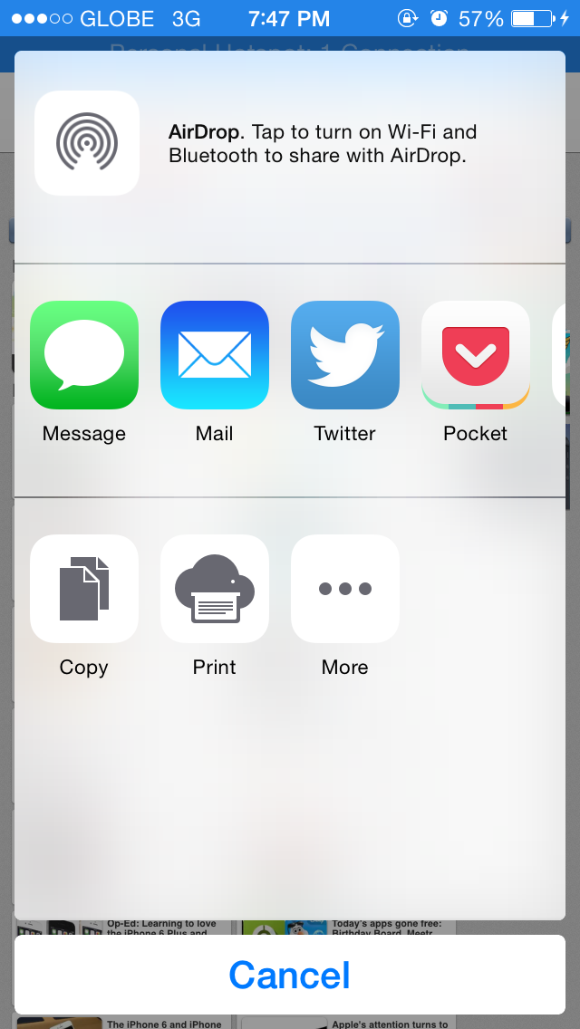 Google updates Chrome with iOS 8 compatibility including Share extension support