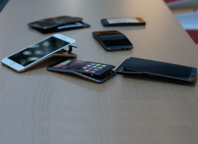 Here's proof that the iPhone 6 'Bendgate' controversy is blown way out of proportion