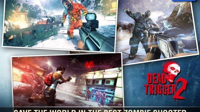 The heat is on in Madfinger's newly updated Dead Trigger 2 zombie shooter