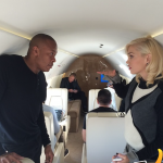 Gwen Stefani, Dr. Dre headed to Apple event