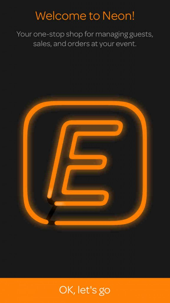 Eventbrite Neon offers event entry and box office management features on iOS