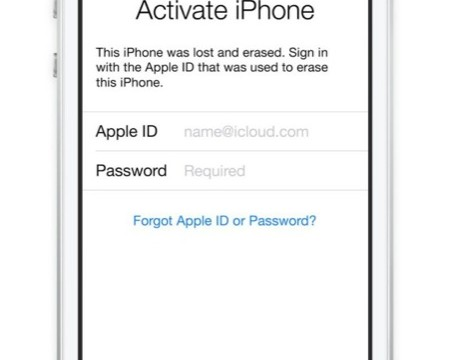 The 'kill switch' for iOS devices, Activation Lock, caused a spike in Samsung smartphone thefts
