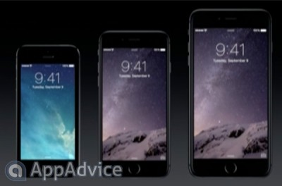 It's official: Apple's iPhone 6 and iPhone 6 Plus are bigger, thinner and look great