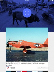 Google Currents for iOS officially becomes Google Play Newsstand
