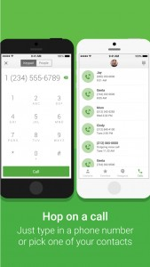 Google updates Hangouts and Google Voice, introduces iOS Sync for Google Apps