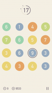 Use your brain to quickly add up numbers in this fast-paced puzzle game.