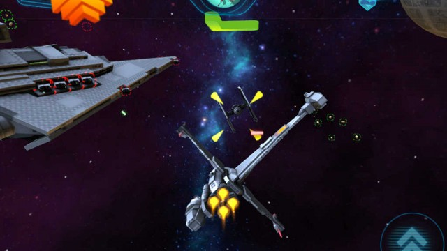 The Force is set anew on iOS with Lego Star Wars The New Yoda Chronicles