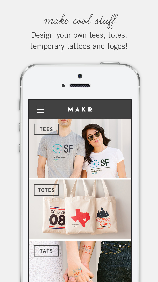 Makr creativity app goes 2.0 with universal support and mobile marketplace integration