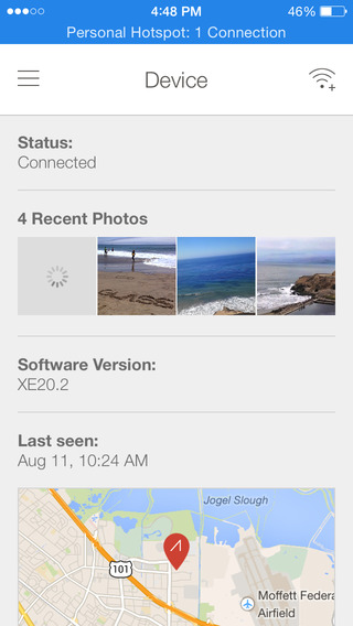 MyGlass for iOS can now automatically sync photos from Google Glass