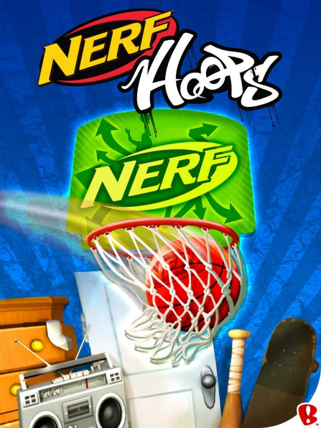 Hasbro and Paper Toss developer Backflip Studios score with Nerf Hoops