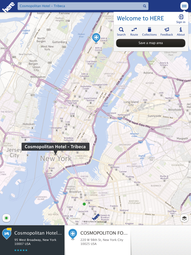 Nokia HERE Maps Sets Sail Against Android and iOS