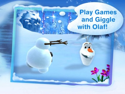 Have fun with the beloved snowman from Disney's 'Frozen' in Olaf's Adventures