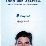 Money should be safer than selfies, says PayPal in new ad swiping at Apple Pay security