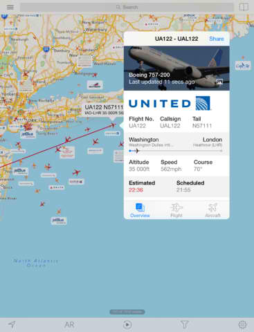 Plane Finder HD
